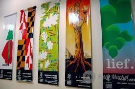 Печать рекламных баннеров в Типографии Принт Маркет