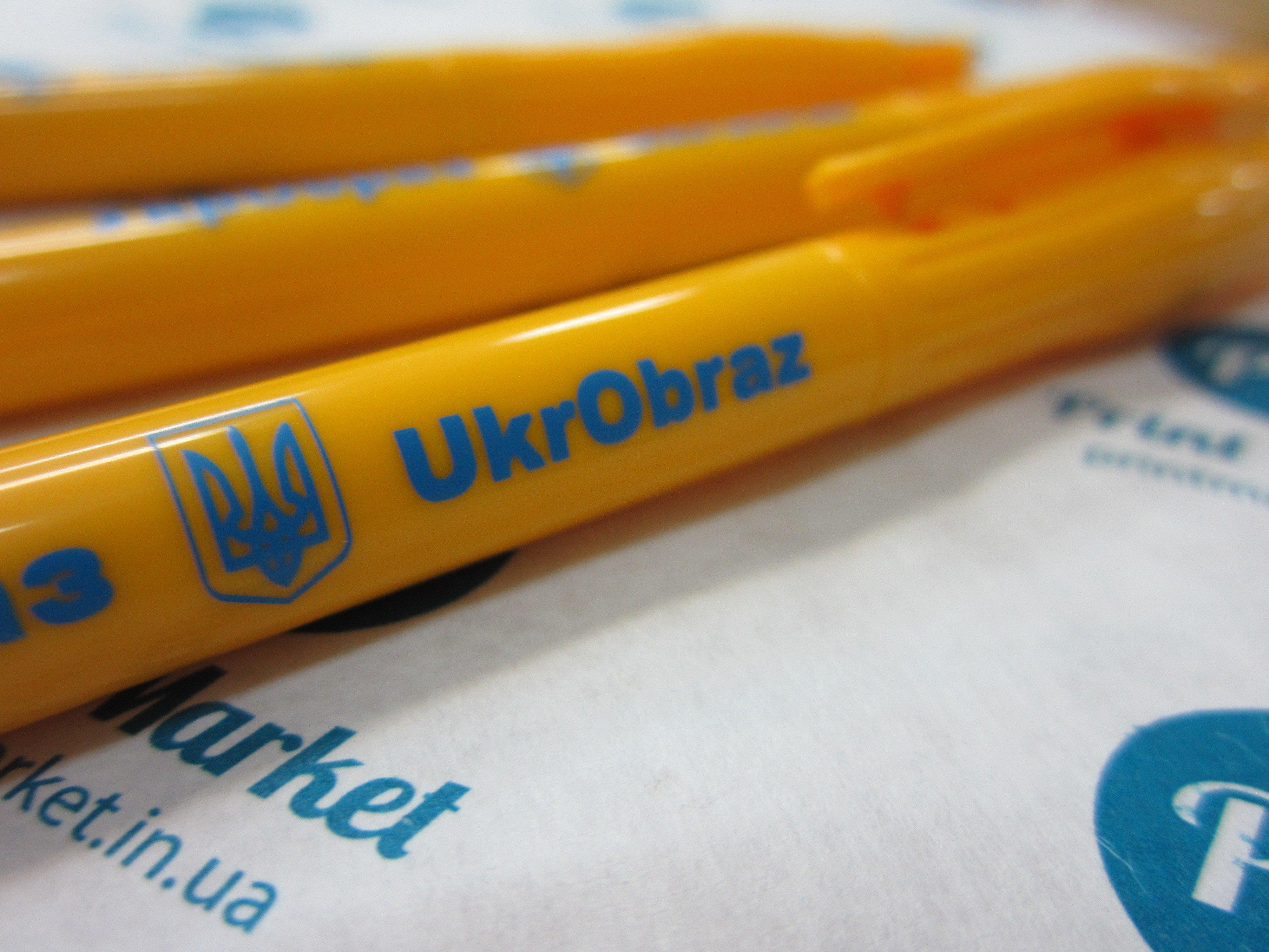 печать на ручка
