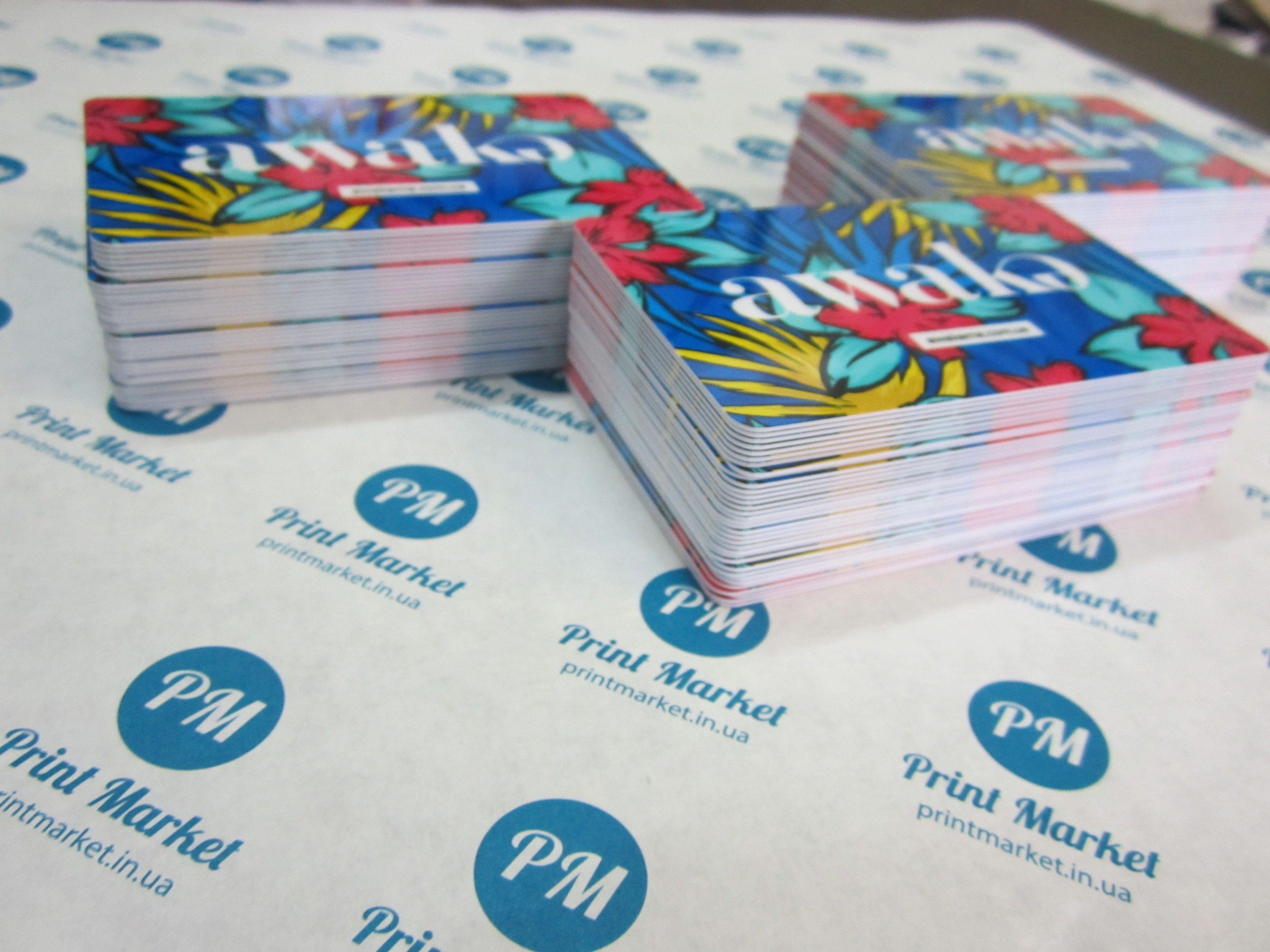 Пластиковые карты - продвигай свой бизнес! 3
