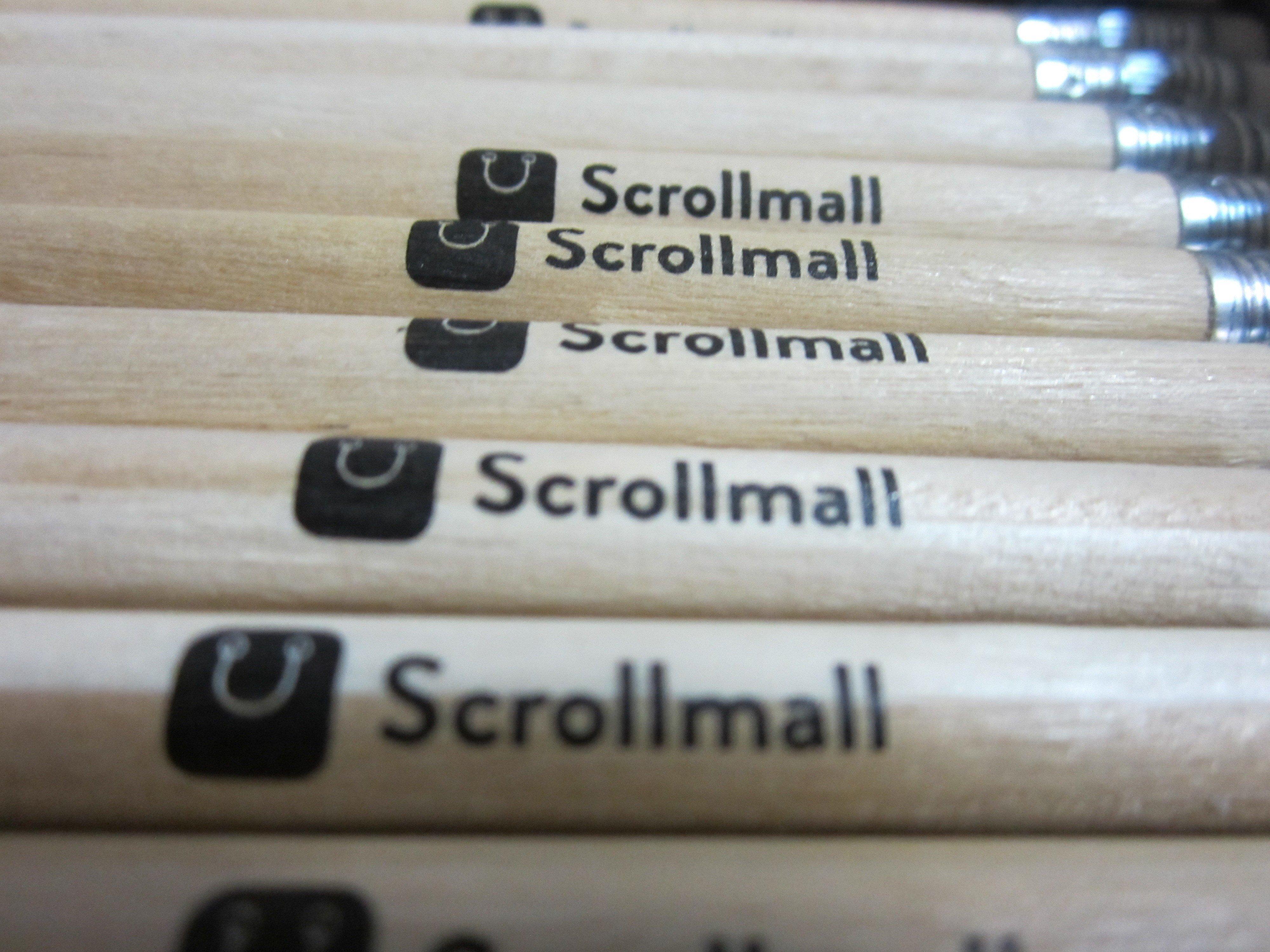 """Примеры наших работ #2 """"Эко карандаш с печатью логотипа"""" 1"""
