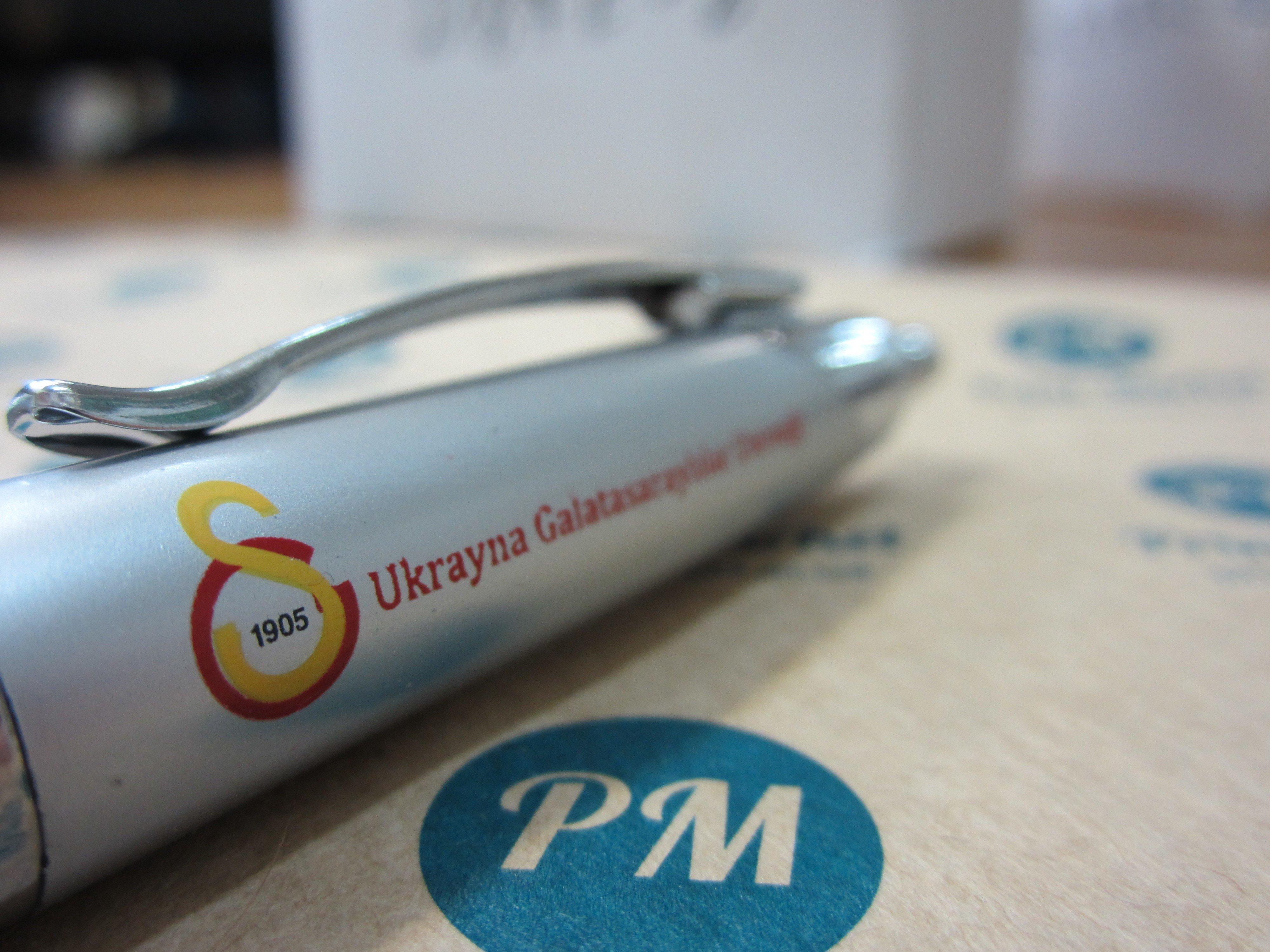 ручка с логотипом TITO