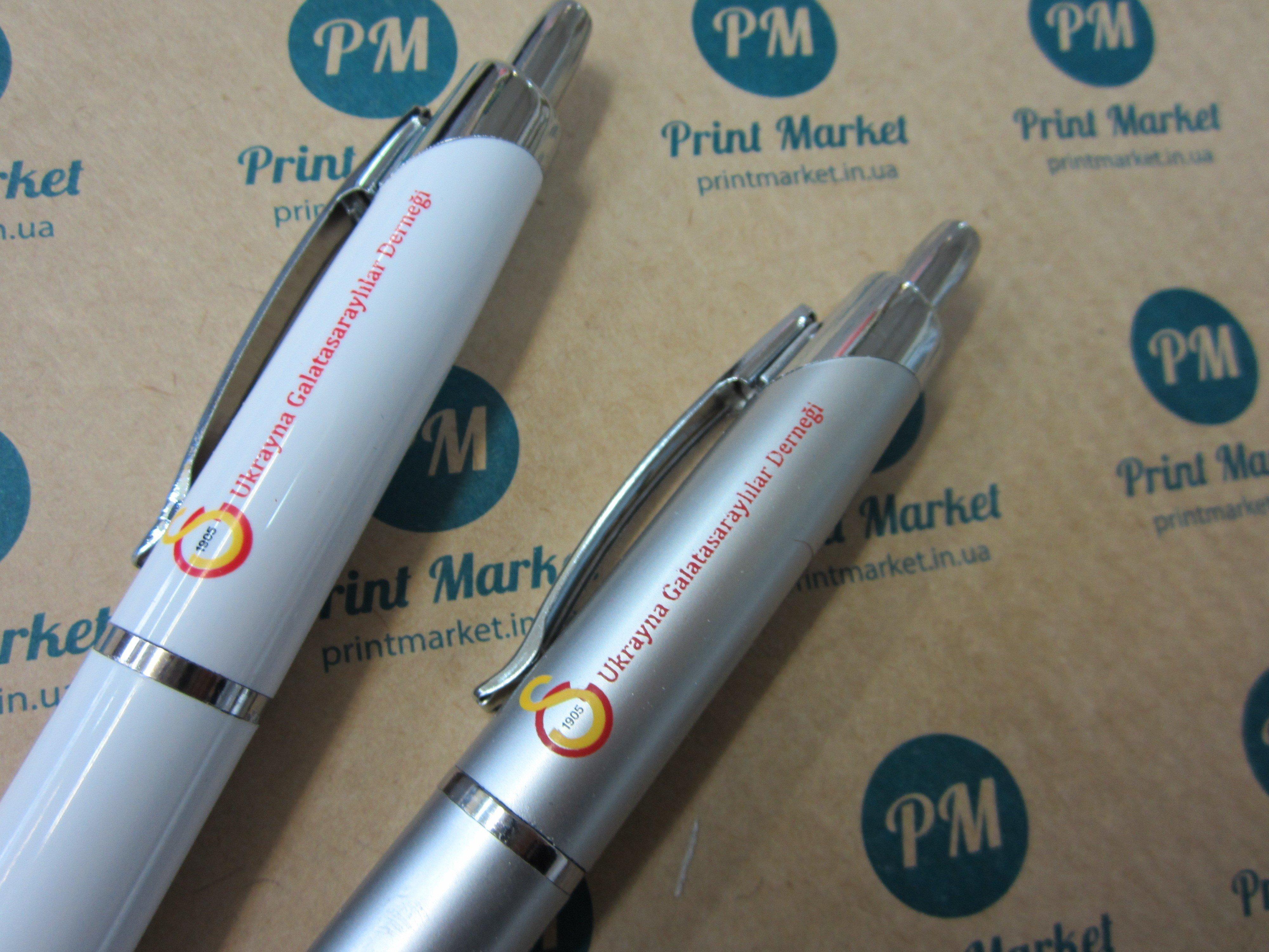 печать логотипа на ручка TITO